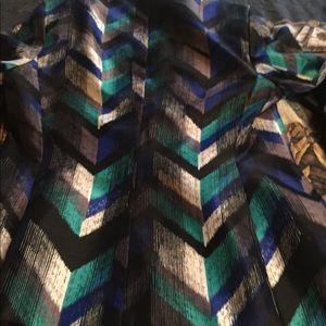 Beautiful multi-color blazer